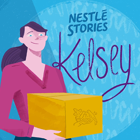 Kelsey Illustration