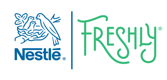 Nestle Freshly Partnership