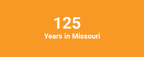 Years in Missouri