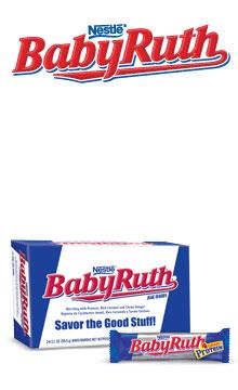 Baby Ruth Nestl 201 174 Usa
