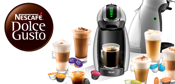 41cfe49ad The NESCAFÉ® Dolce Gusto® coffee system is revolutionizing the concept of  brewing coffee at home. From the coffee machine s sleek design to the  innovative ...