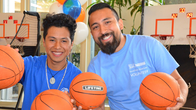 Nestlé Announces Partnership with Boys & Girls Clubs of America