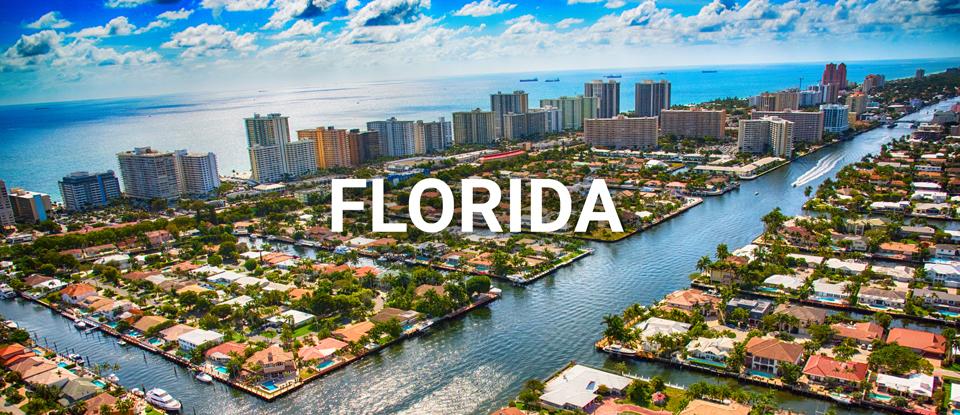Georgia to Florida