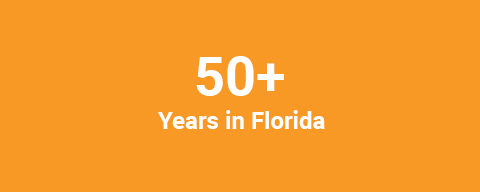 Years in Florida