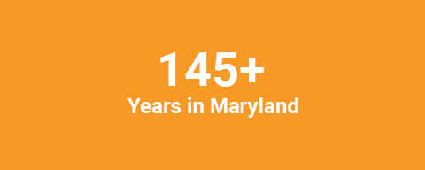 Years in Maryland