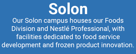 Nestlé USA Solon location
