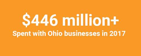Nestlé investment in Ohio