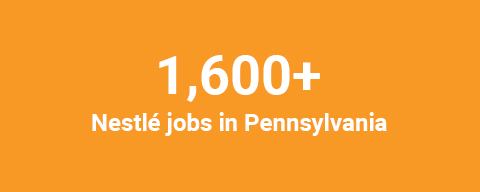 Nestlé jobs in Pennsylvania