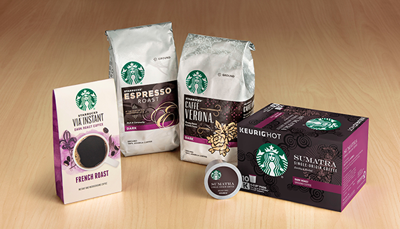Nestlé and Starbucks bring together the world's most iconic coffee brands