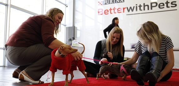 Nestlé Purina Better With Pets