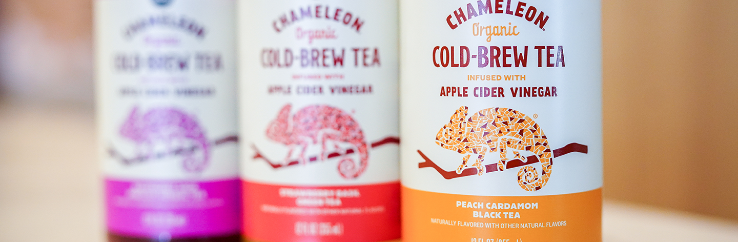 Chameleon Cold Brew Tea